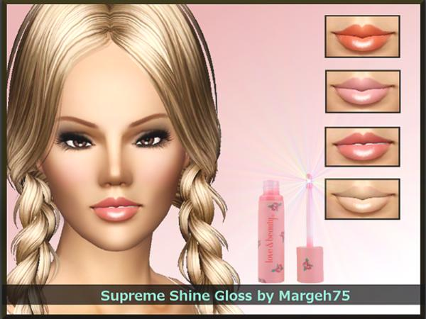 Supreme Shine Gloss by Margeh-75