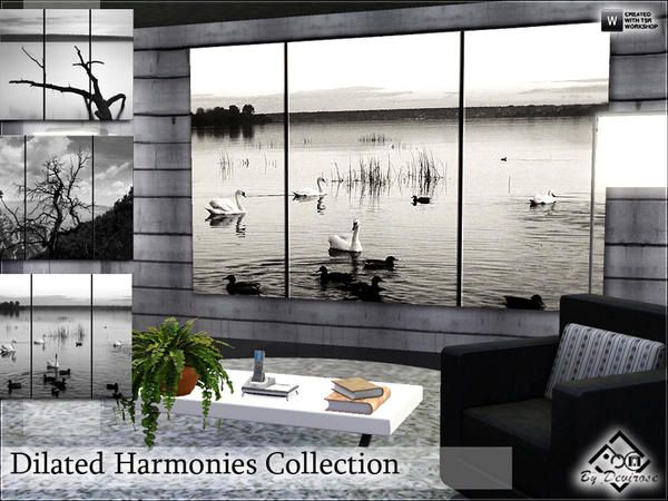 Dilated Harmonies Collection by Devirose
