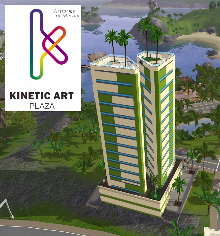 Kinetic-Arts Plaza