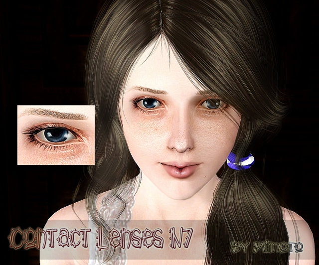 Contact Lenses N7 by Mimoto