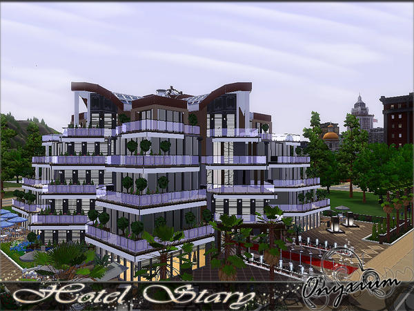 Hotel Stary by Onyxium