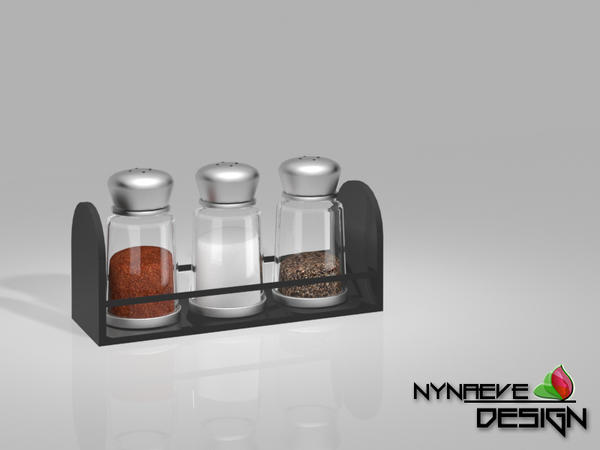 Spices - Kitchen Decoration by NynaeveDesign