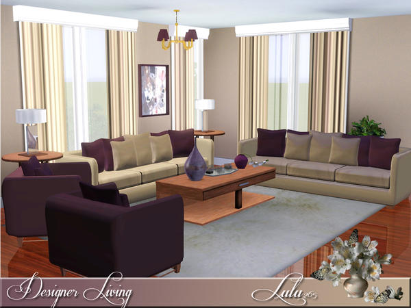 Designer Living by Lulu265