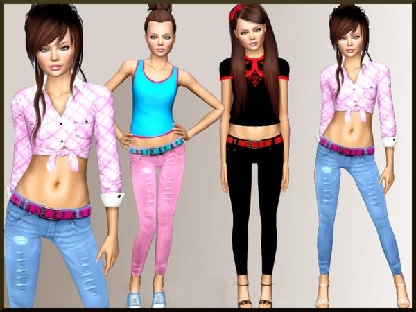 Skinny Jeans 4 Teens by Margeh-75