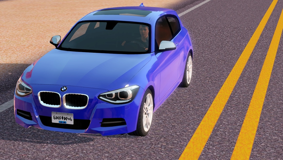2013 BMW M135i by Understerch Imagination
