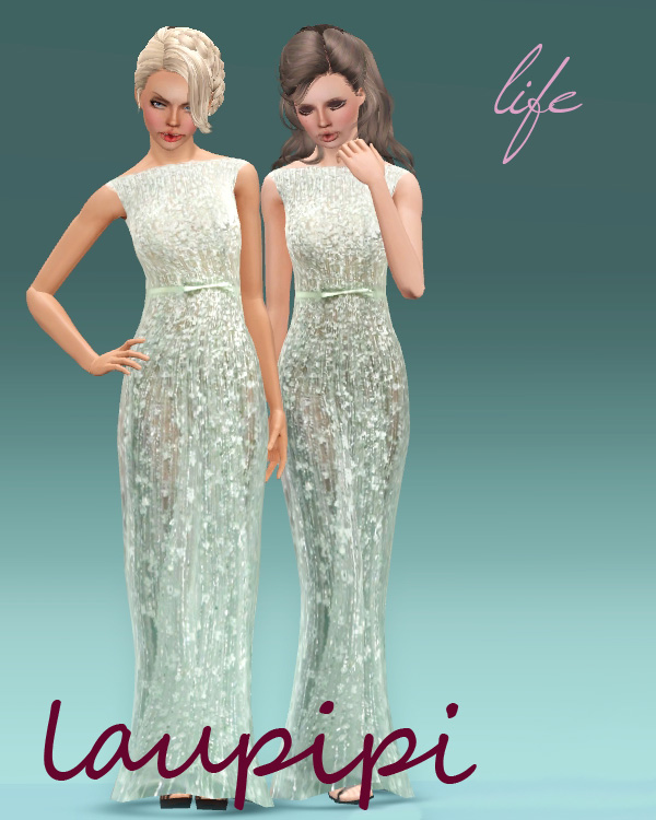 Life Dress by Laupipi