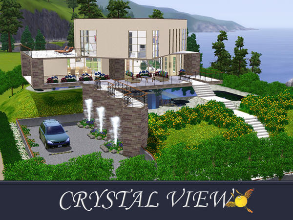 evi Crystal view