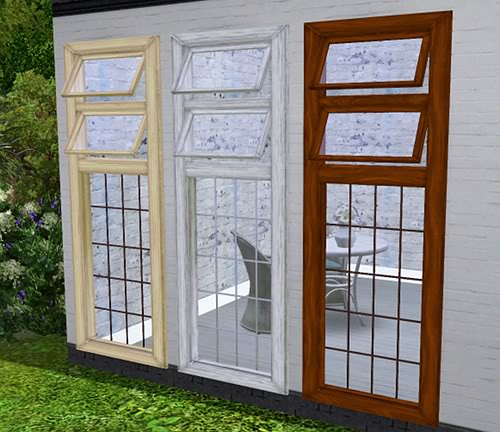 Sunnyday Windows Set by Pocci