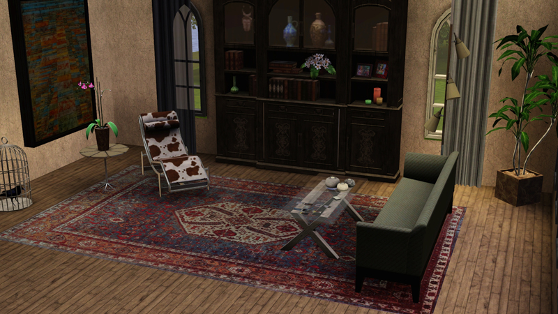 Most Viewed - Large Antique Rugs by Bau