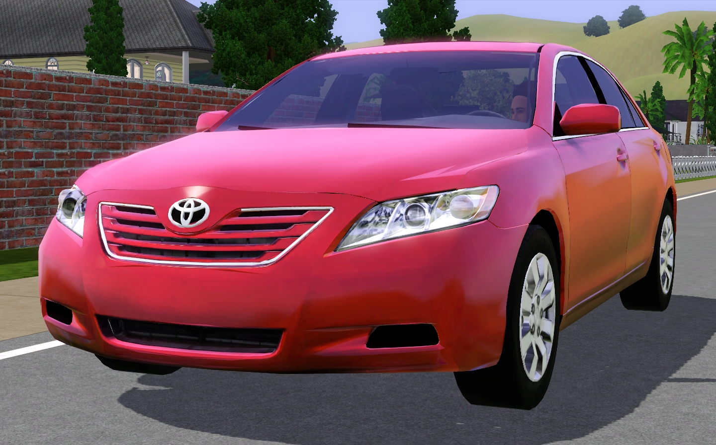 2008 Toyota Camry by Fresh-Prince