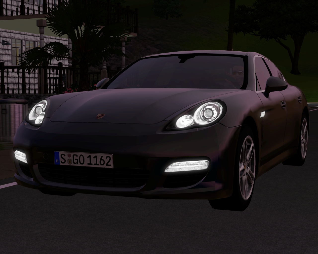 2011 Porsche Panamera Turbo by Fresh-Prince