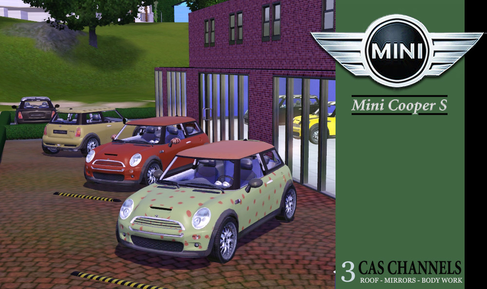 Mini Cooper S by Leefish