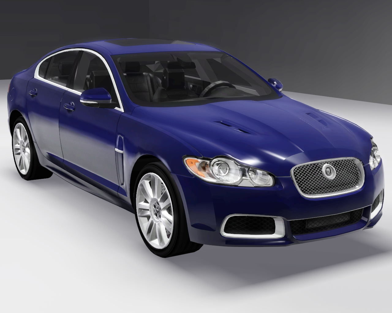 2010 Jaguar XFR by Fresh-Prince
