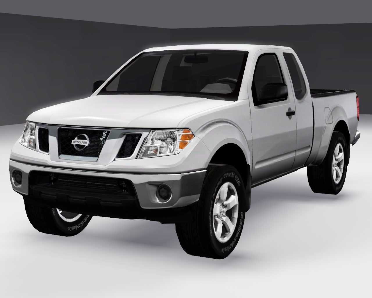 2010 Nissan Frontier by Fresh-Prince