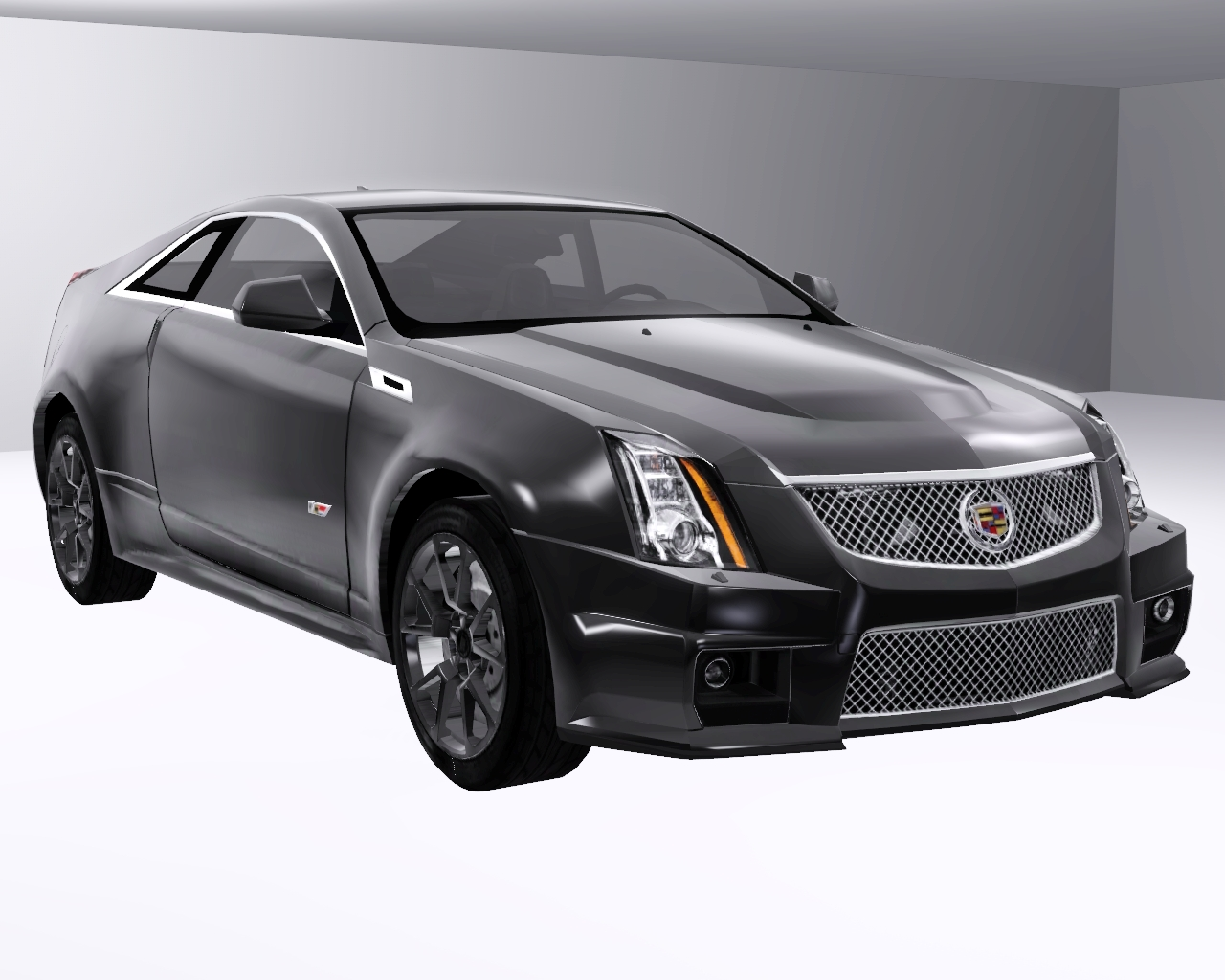 2011 Cadillac CTS-V Coupe by Fresh-Prince