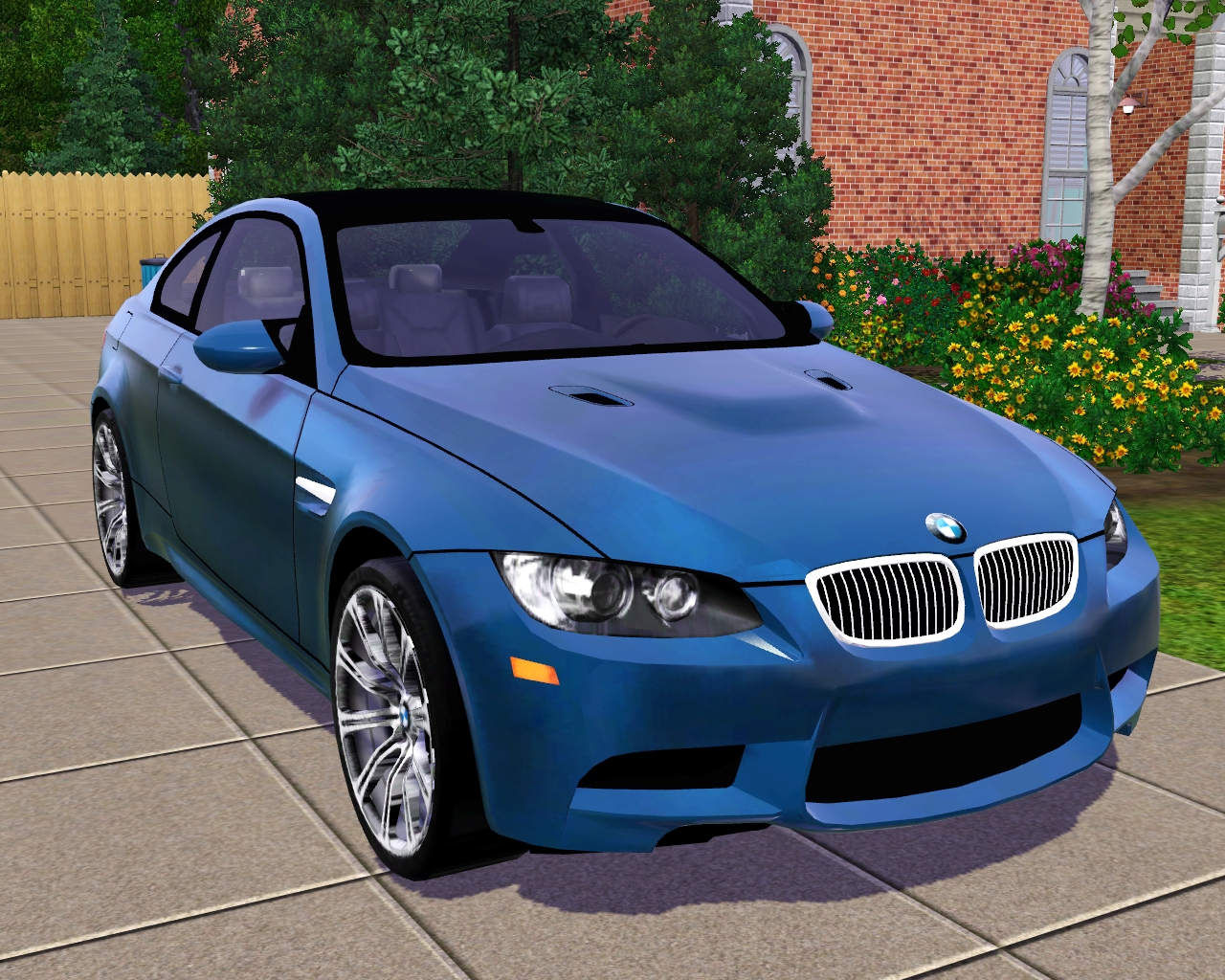 2009 BMW M3 Coupe by Fresh-Prince