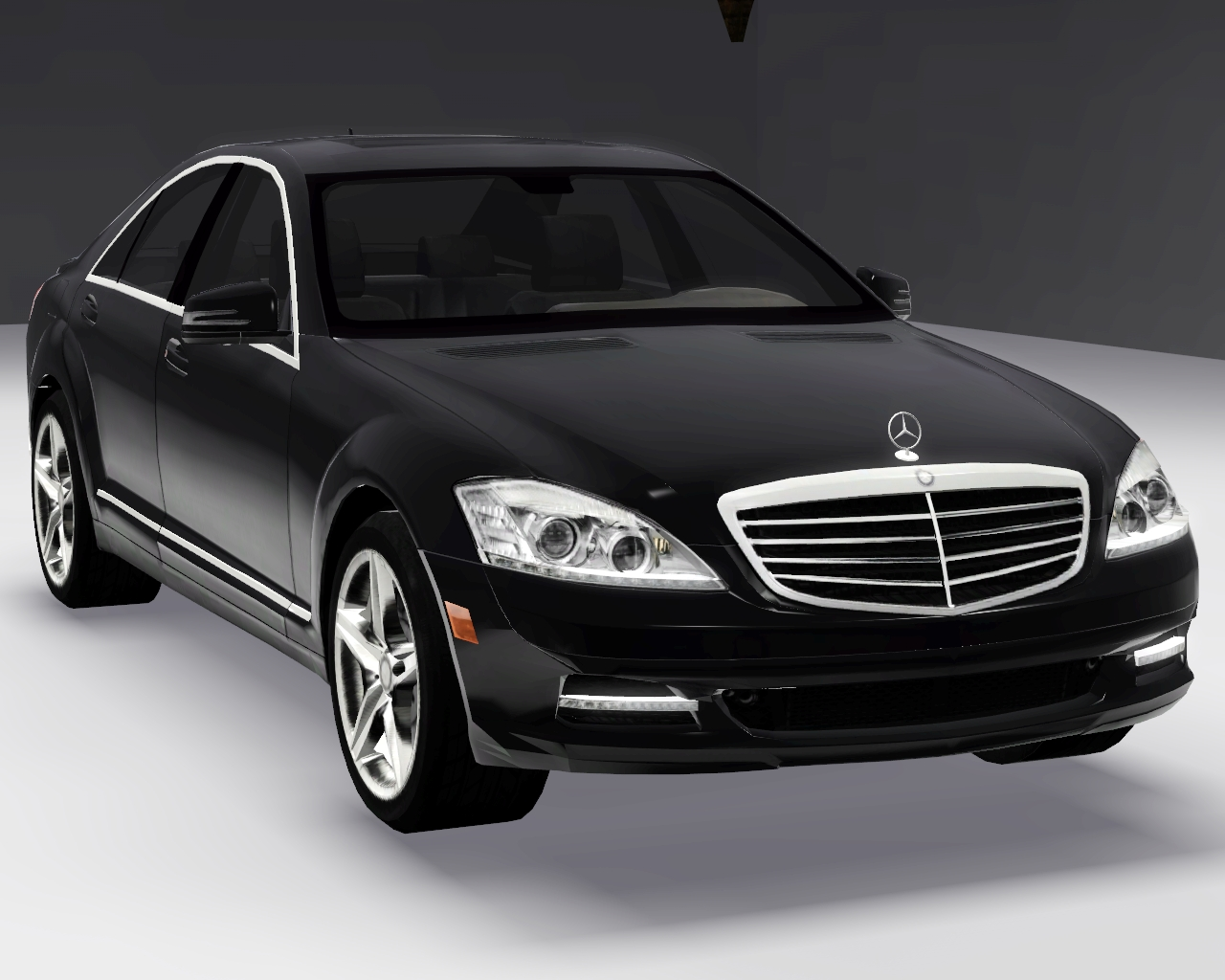 2011 Mercedes-Benz S550 by Fresh-Prince