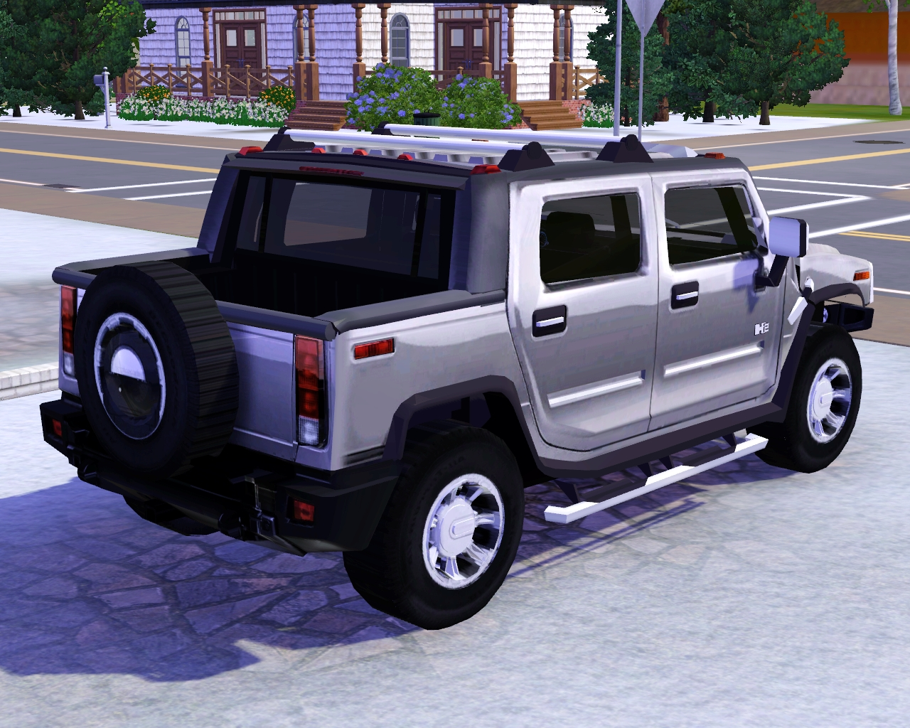 2005 Hummer H2 SUT by Fresh-Prince