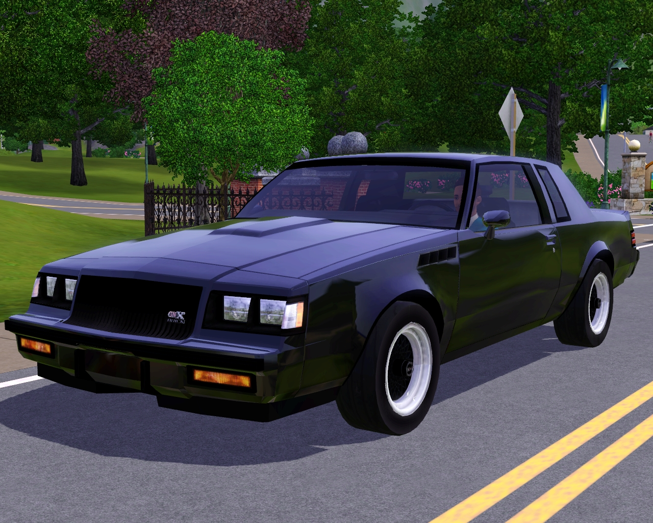 1987 Buick Regal GNX by Fresh-Prince