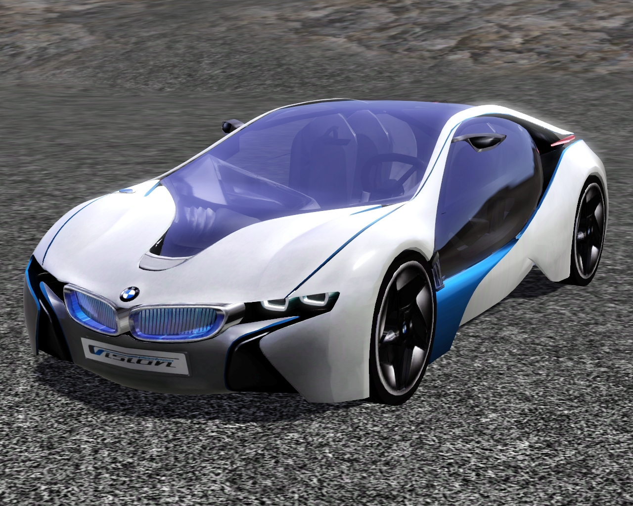 2009 BMW EfficientDynamics Concept by Fresh-Prince
