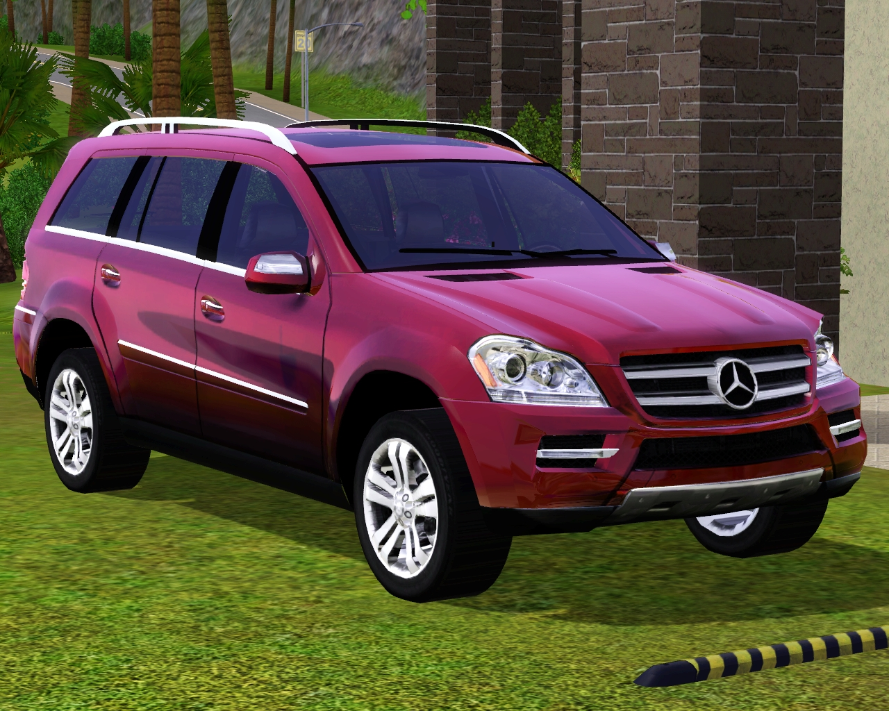 2010 Mercedes-Benz GL450 by Fresh-Prince