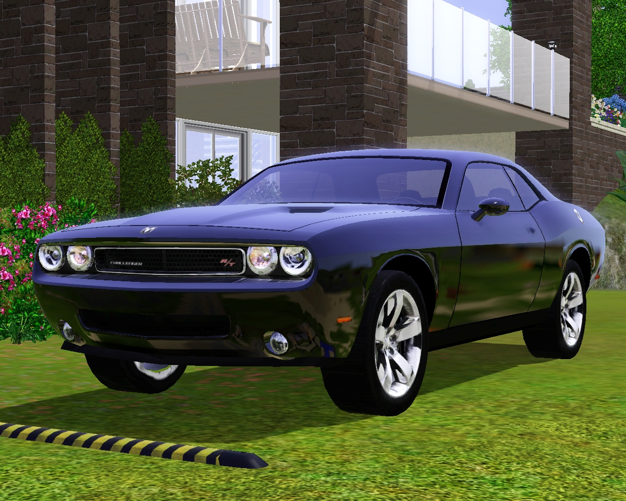 2010 Dodge Challenger by Fresh-Prince