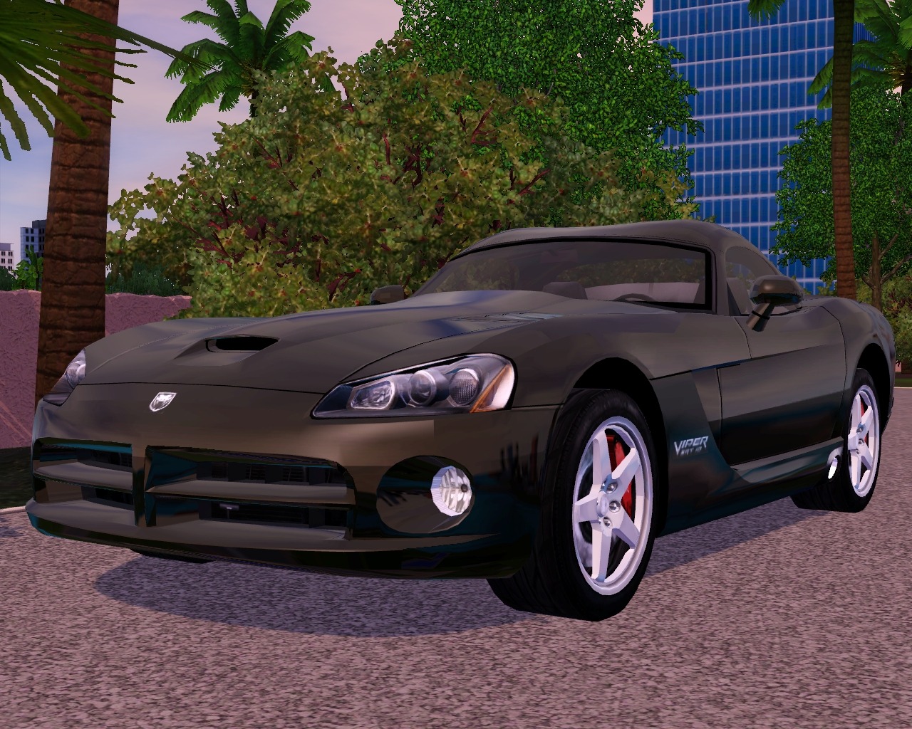 2005 Dodge Viper SRT-10 by Fresh-Prince