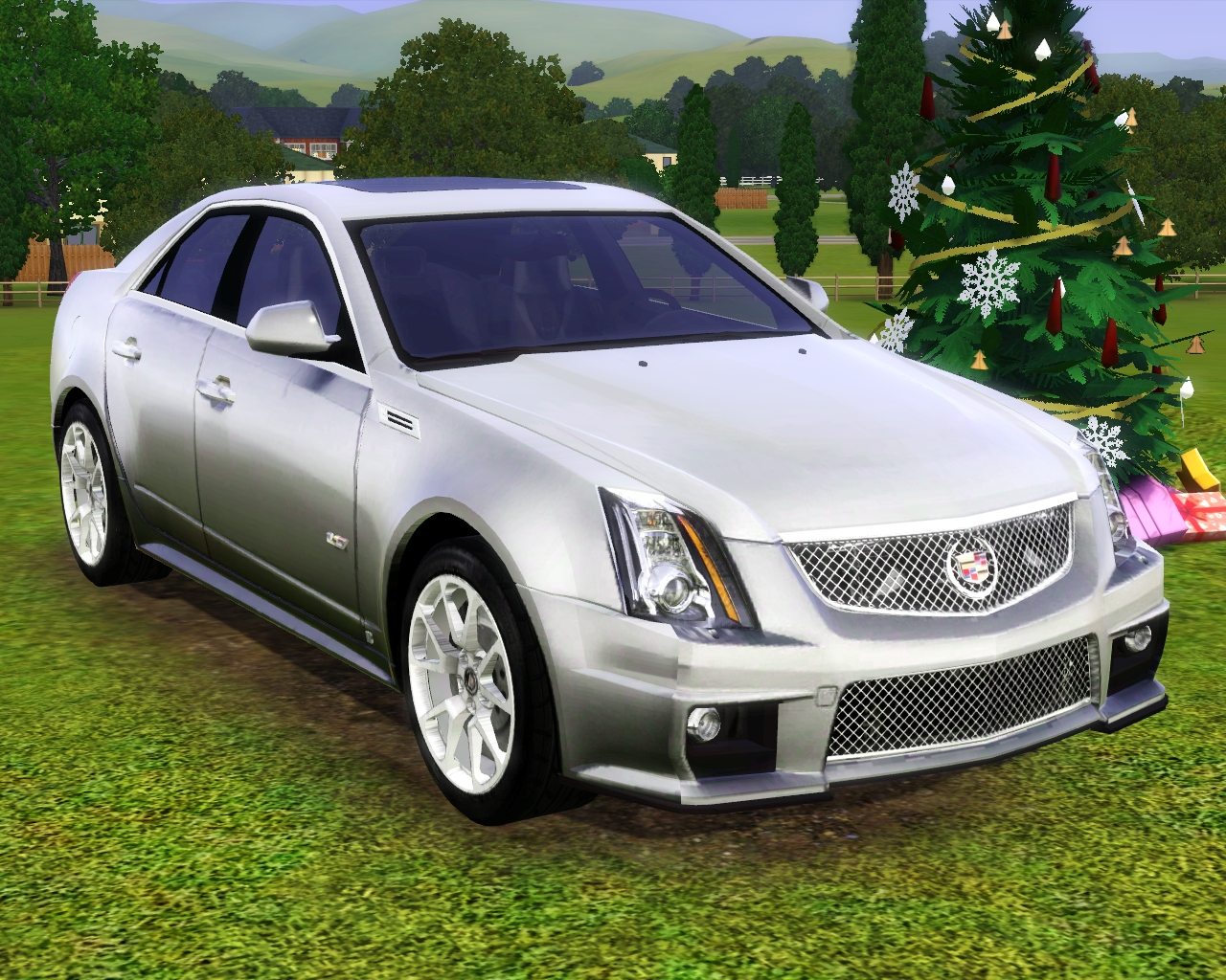 2011 Cadillac CTS-V by Fresh-Prince