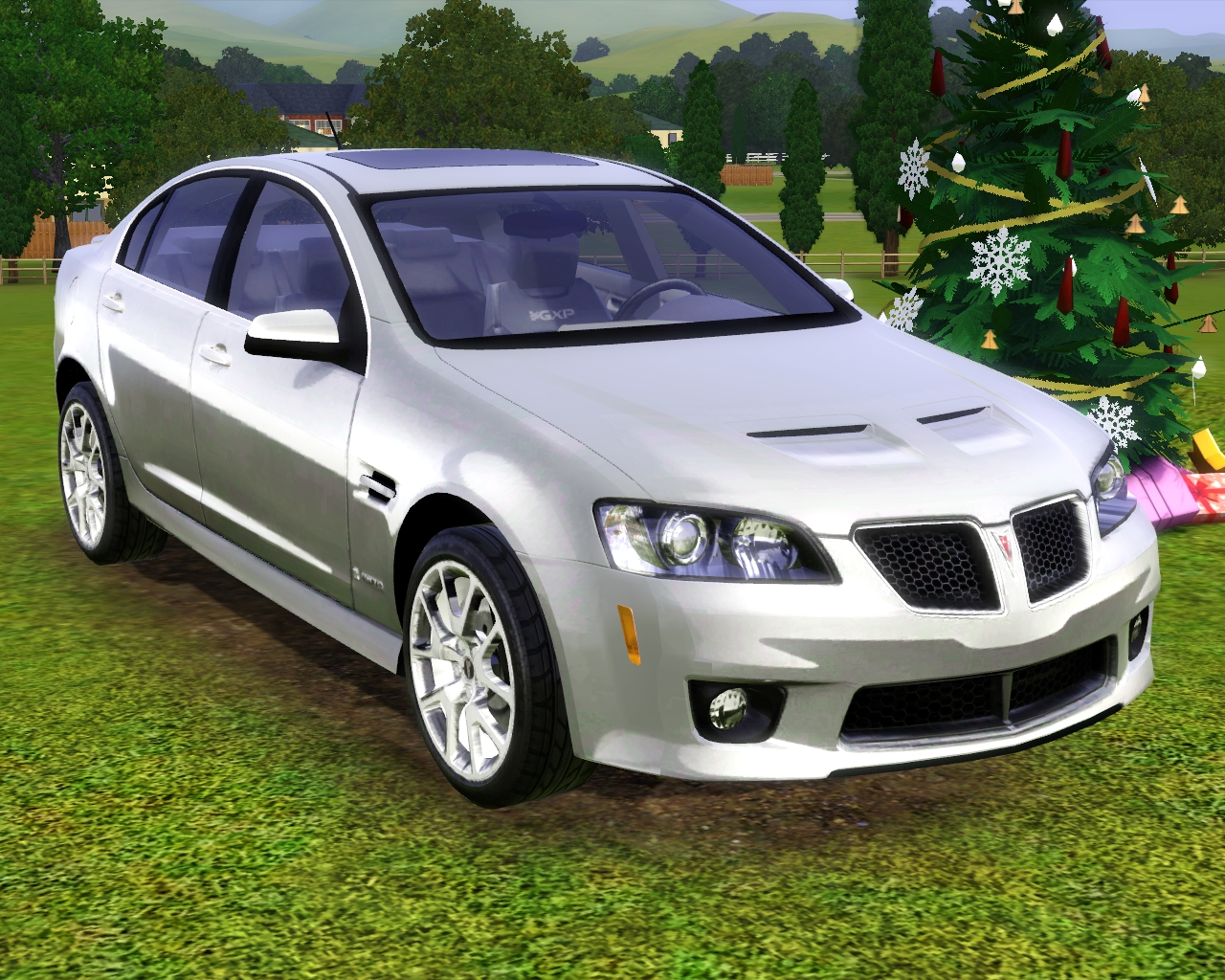 2009 Pontiac G8 GXP by Fresh-Prince