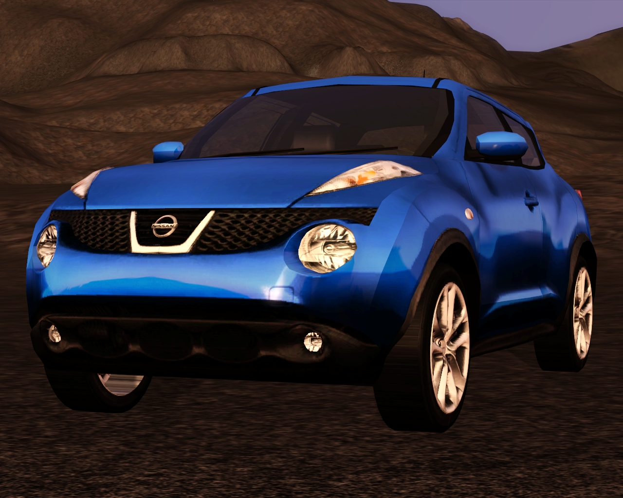 2011 Nissan Juke by Fresh-Prince