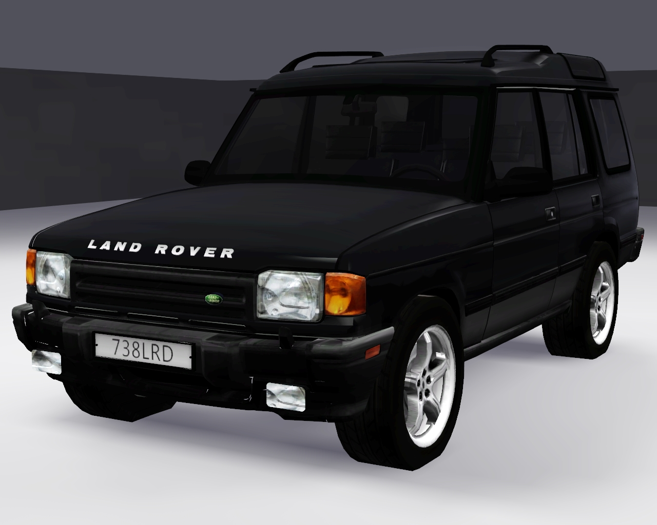 1997 Land Rover Discovery by Fresh-Prince