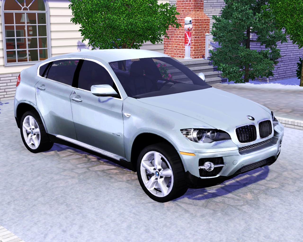 2009 BMW X6 by Fresh-Prince