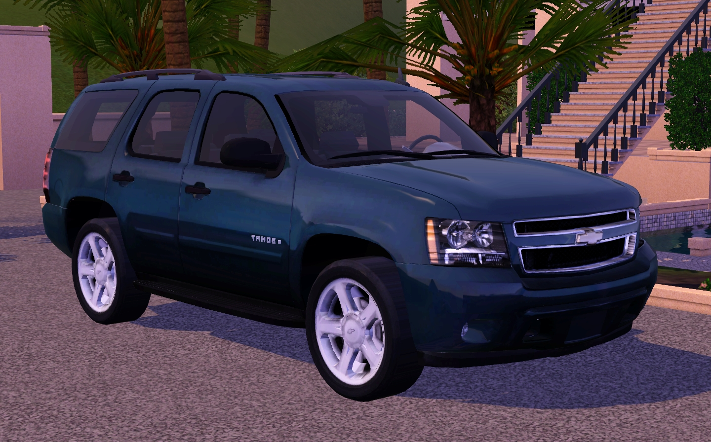 2009 Chevrolet Tahoe by Fresh-Prince