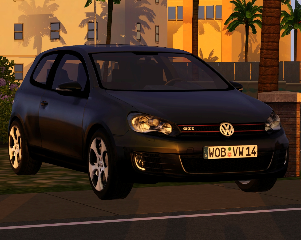 2011 Volkswagen GTI by Fresh-Prince