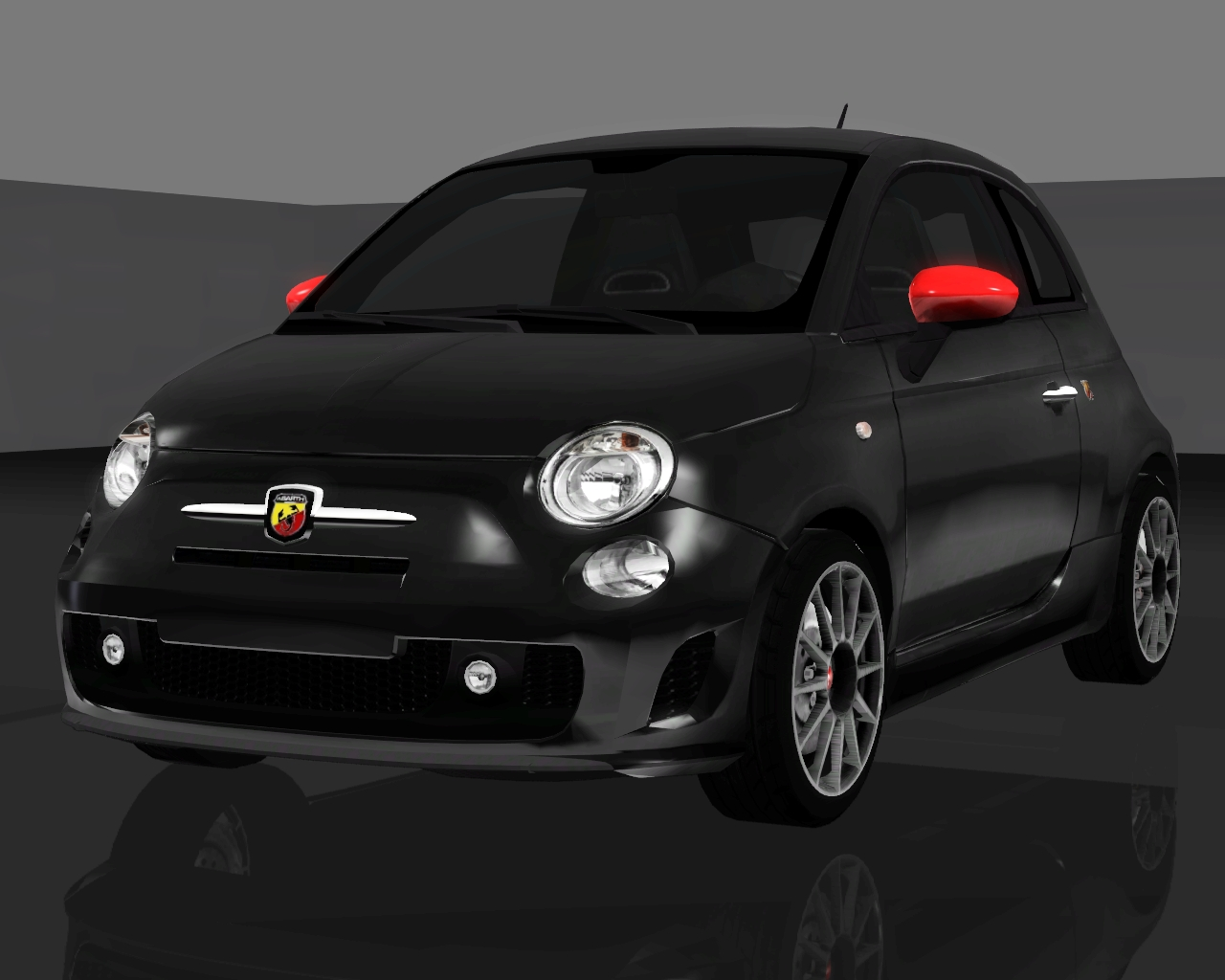2012 Fiat 500 Abarth by Fresh-Prince