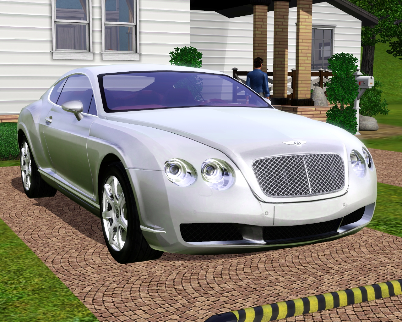 2010 Bentley Continental GT by Fresh-Prince