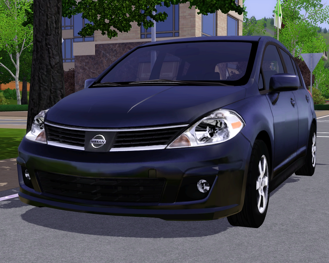 2009 Nissan Versa by Fresh-Prince