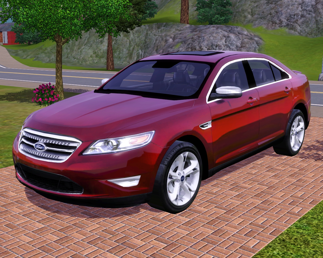 2010 Ford Taurus by Fresh-Prince