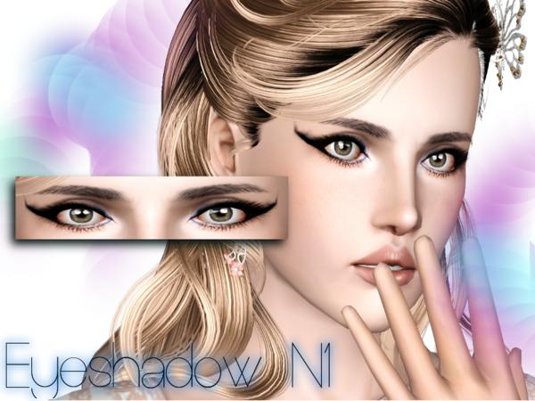 Eyeshadow~ N1 by Stefan0412