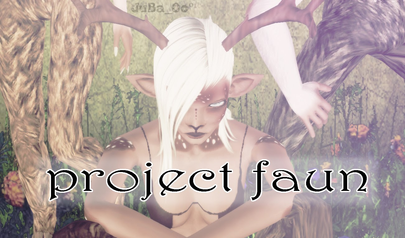 Project Faun by JuBa_0o