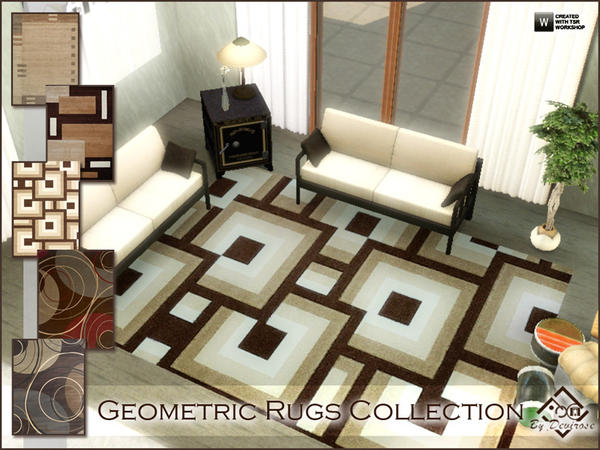 Geometric Rugs Collection by Devirose