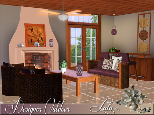 Designer Outdoor by Lulu265