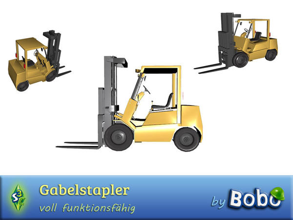 forklifts by ruhrpottbobo