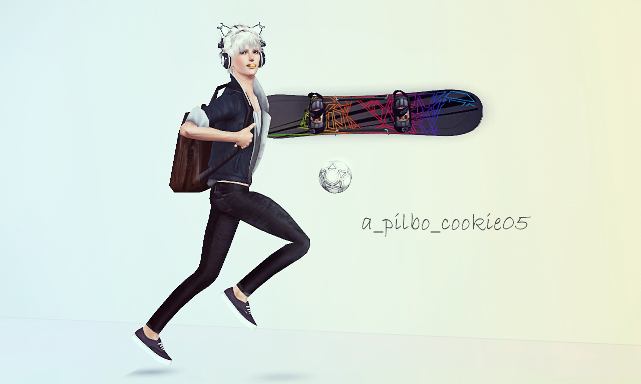 Cookie Pose Set by Pilbosims3