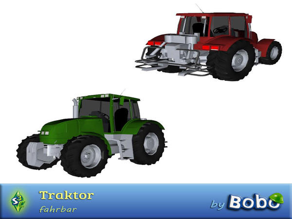 Tractor by ruhrpottbobo