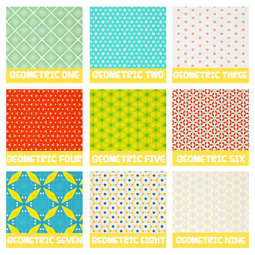 Geometric Patterns by Ccathie