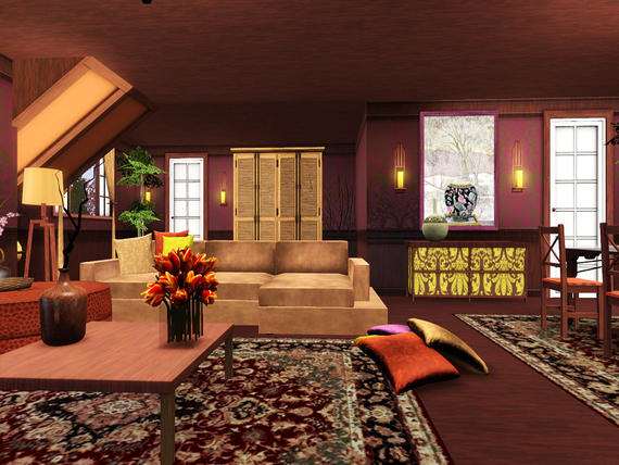 Indian Summer Dream By Pralinesims