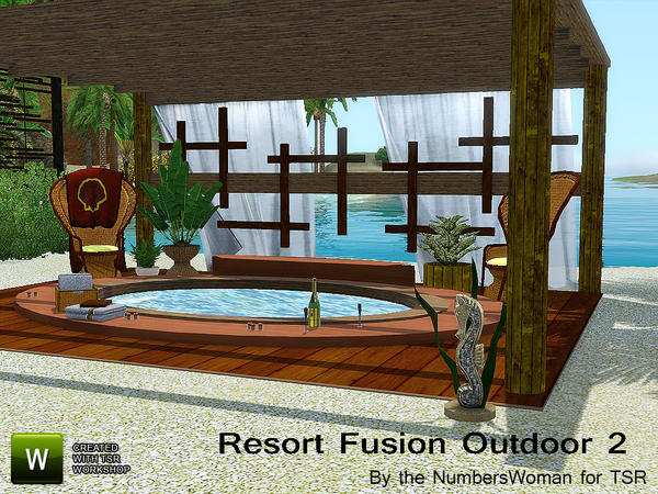 Resort Outdoor Fusion 2 by riccinumbers