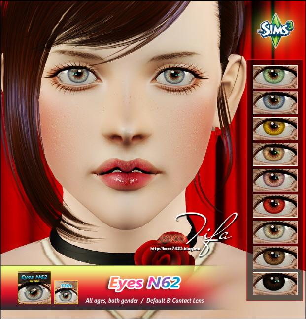Eyes N62 by Tifa