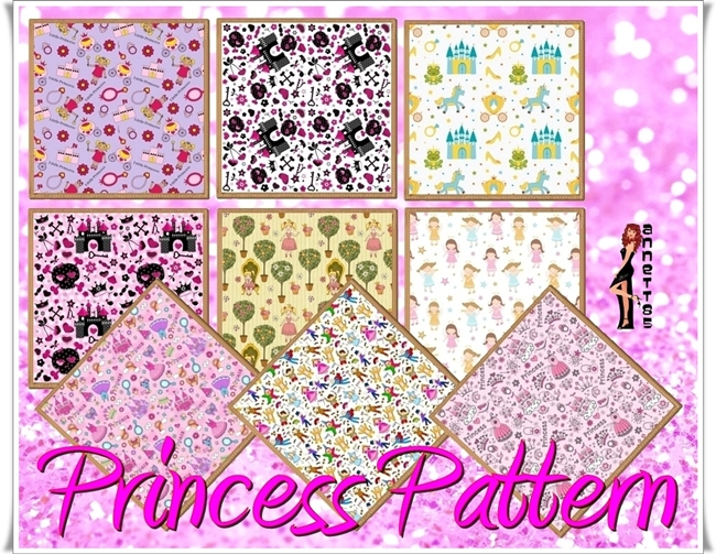 Princess Pattern by Annett85